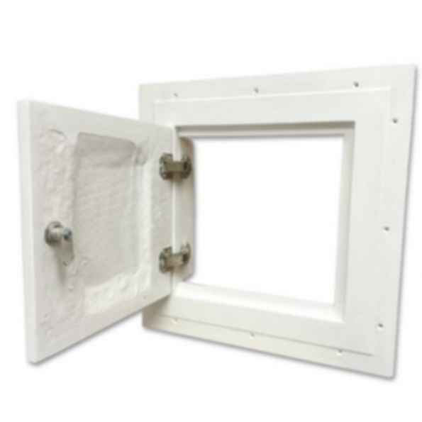 Glass Reinforced Gypsum Product : Glass fiber reinforced gypsum square corner hinged