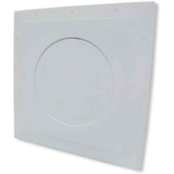 Glass Reinforced Gypsum Product : Glass fiber reinforced gypsum round panel modlar