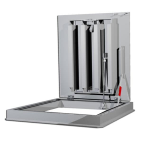 Channel Frame Floor Doors Modlar Com