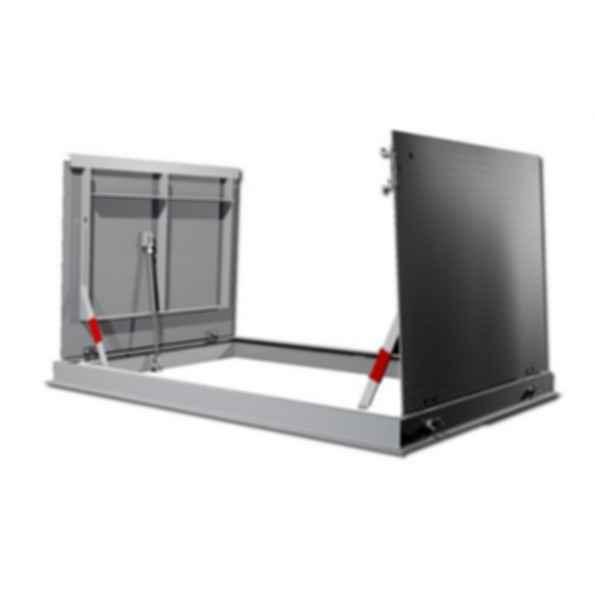 Channel Frame Floor Doors- FC-300