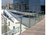 Stainless Steel Post Railing Systems- P-Series Post Railing