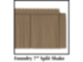 "Foundry 7"" Split Shakes"