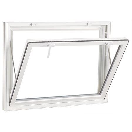 Series 600 Basement Hopper Window Modlar Com
