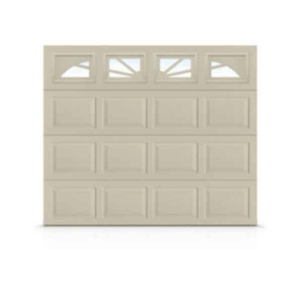 Traditional Style Steel Garage Door- Canton Series