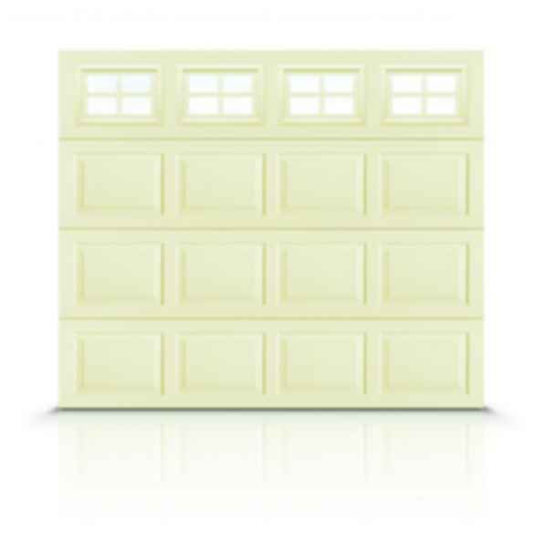 Family Safe Classic Steel Garage Door- Classic