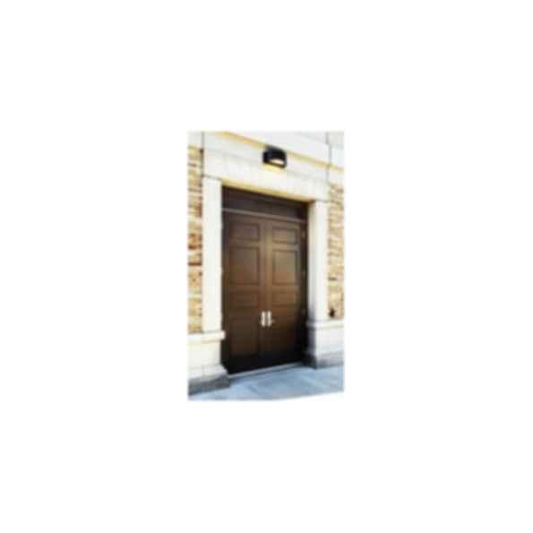 Recessed Panel Doors
