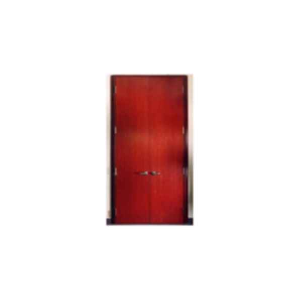 Acoustic Wood Doors