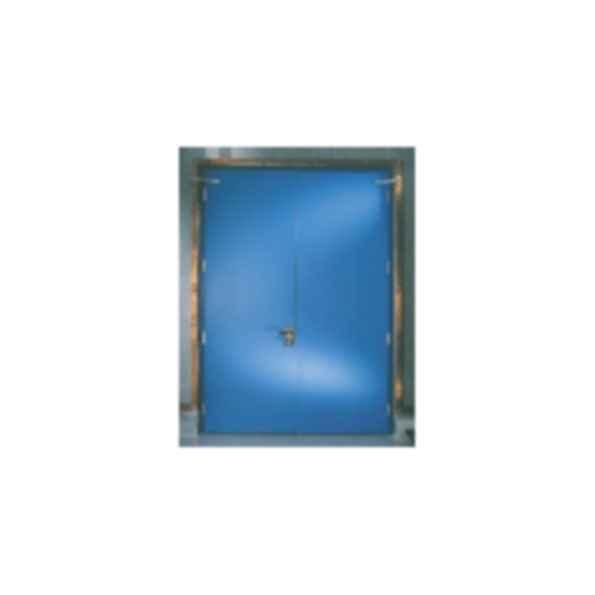 Bullet Resistant Steel Doors