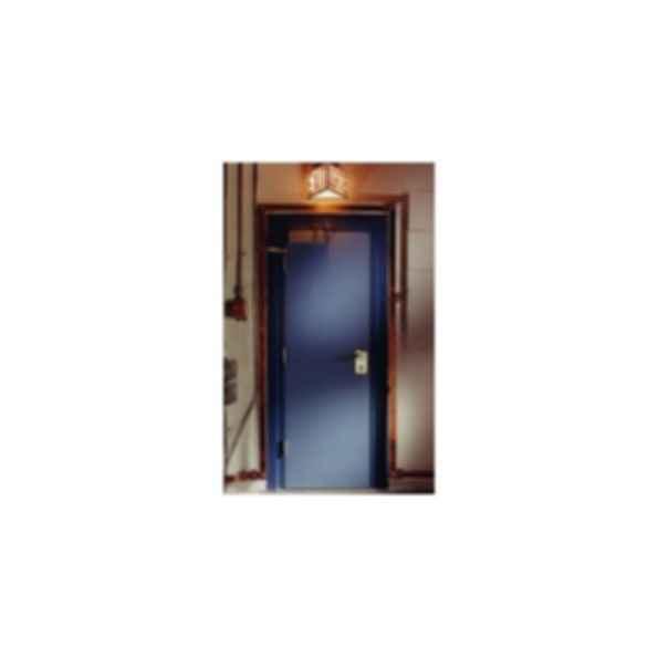 Blast Resistant Doors