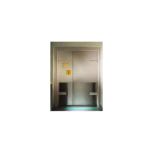 Lead Lined Steel Doors