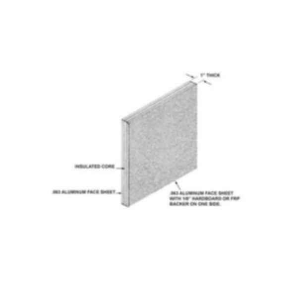 Aluminum Panel - CDS AP100