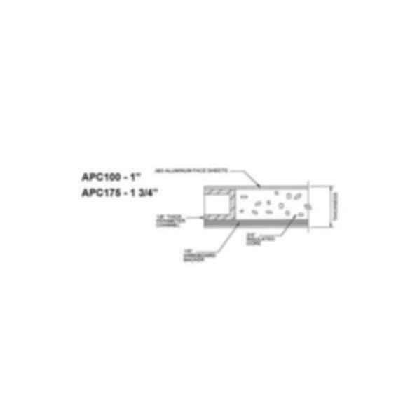 Aluminum Panel - CDS APC175