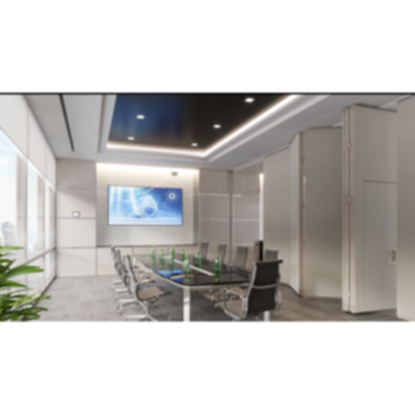 Continuously Hinged Panel System - ACOUSTI-SEAL®