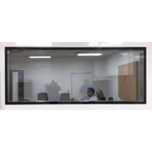 BioSafe® Framed Flush-Mount Cleanroom Windows