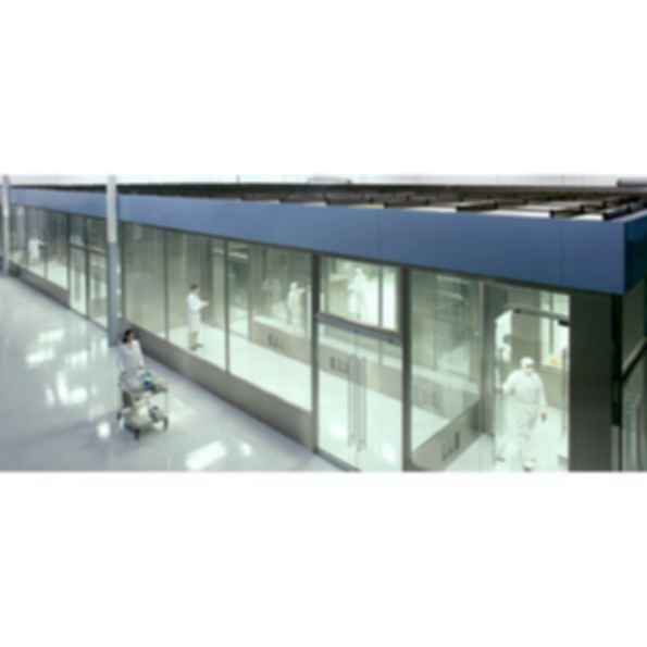 All-Steel Biopharmaceutical Modular Cleanrooms - BioSafe™