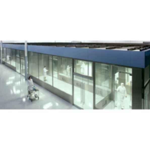 All-Steel Biopharmaceutical Modular Cleanrooms - BioSafe™