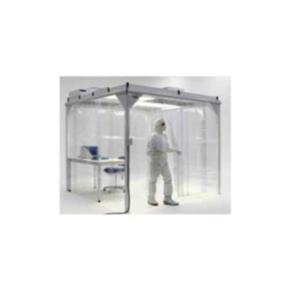Modular Clean Room Curtains