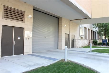 Service doors model esd10 for Gastonia garage door