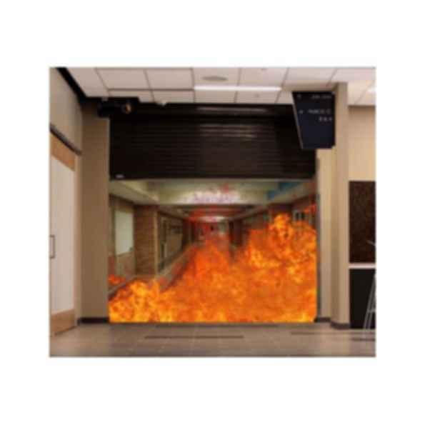 Insulated Service Fire Doors