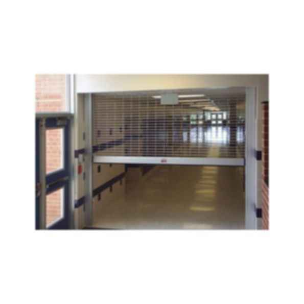 ACE™ (Access Controlled Egress) Emergency Response Grilles