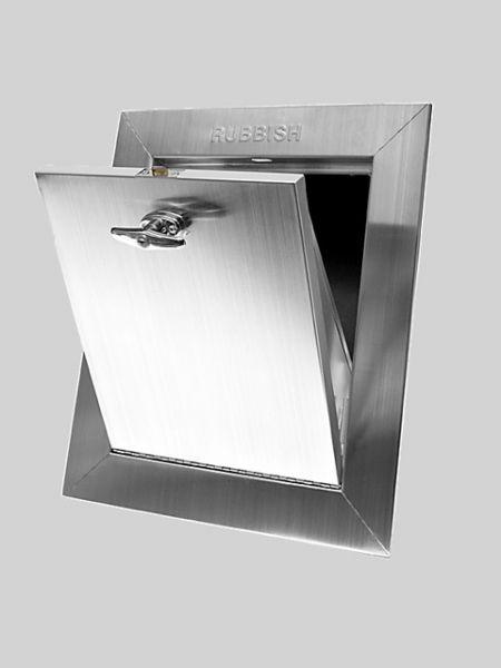 Trash Chute Intake Layout : Trash chute doors modlar
