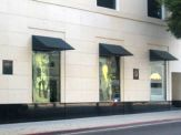 Stainless Steel Storefront