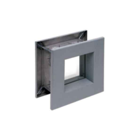 Lead Lined Window Frames