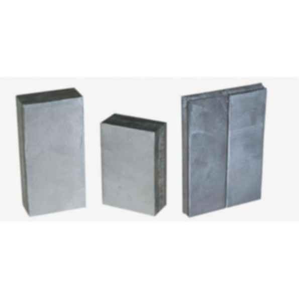 Interlocking Lead Bricks