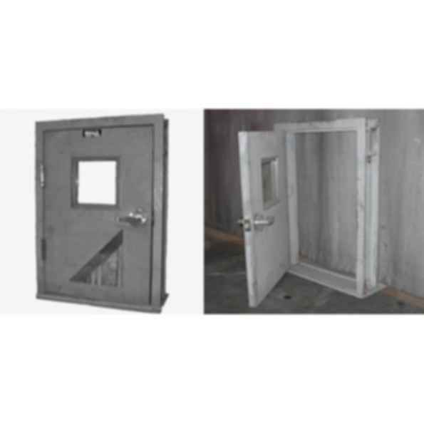 Lead-Lined Doors and Frames