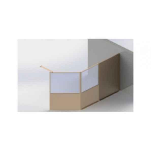 Modular Booths / Walls