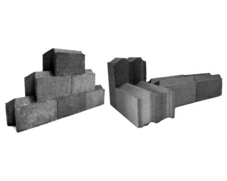 High-Density (HD) Concrete Blocks