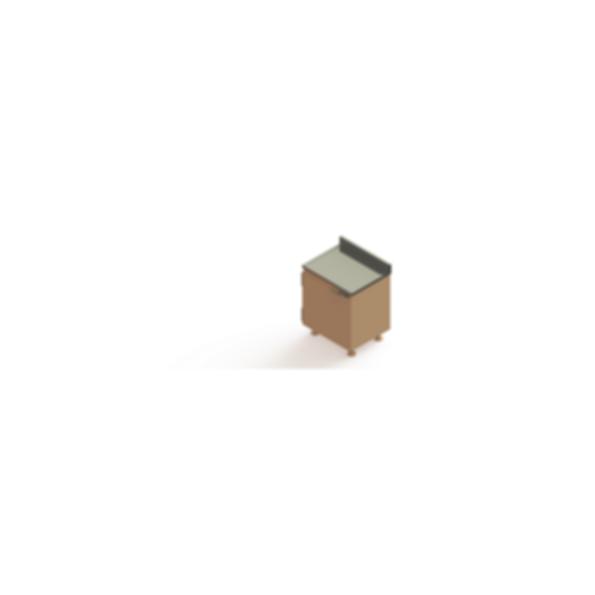 Pet Unit Dose Cabinets - Model MS-PUDC