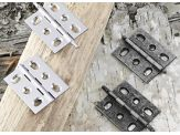 Hinges, Coat Hooks, Shelf Brackets & Accessories
