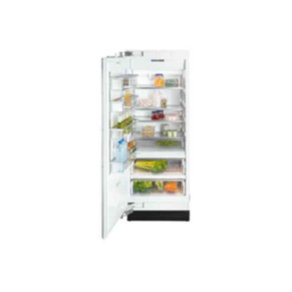 "K1813SF 30"" All Refrigerator, LEFT HINGED, Pre-Finished SS"