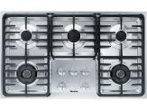 "KM 3475LP Knob control 36"" gas cooktop - 5 burners - linear grates"