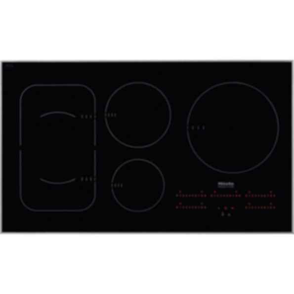 "KM6370 Touch control 36"" glass cooktop - 208/240v compatible"