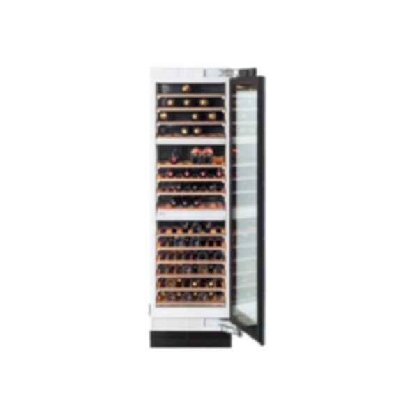 "KWT1603SF 24"" Wine Cooler, RIGHT HINGED, Pre-Finished SS"