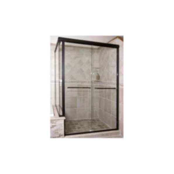 Frameless Slider Shower Door - Centec CS-1648-B