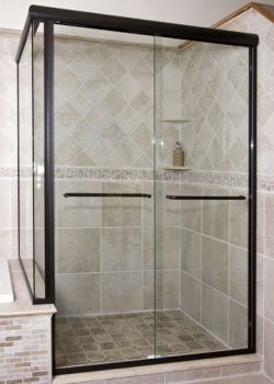 Frameless Slider Shower Door Centec Cs 1648 B Modlar Com