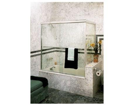 Frameless Slider Shower Door Ct 636b Modlar Com