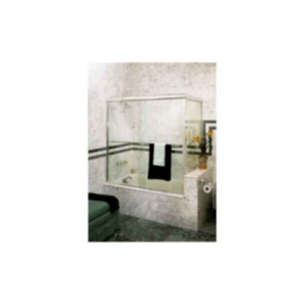 Frameless Slider Shower Door - CT-636B