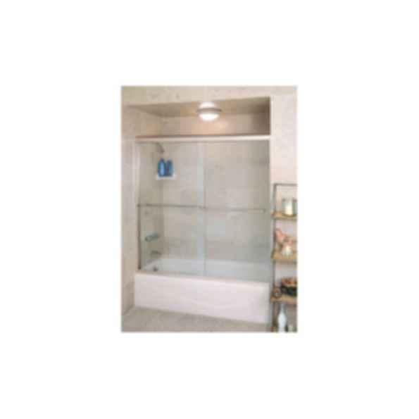 Frameless Slider Shower Door Ct 5 Tub Enclosure Modlar Com