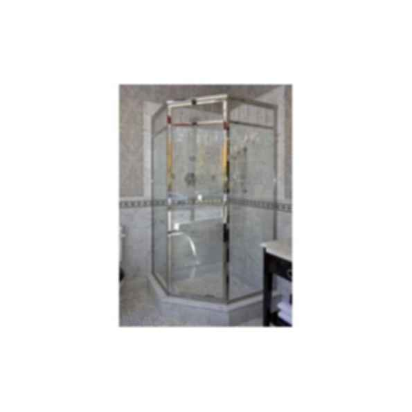 Framed Shower Enclosure; B-1669 Neo Angle