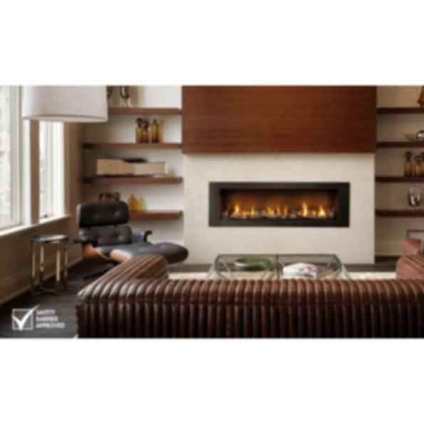 Direct Vent Fireplaces - Linear™ 62