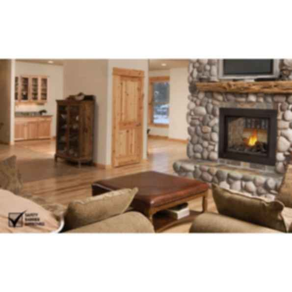 Direct Vent Fireplaces - Ascent™ Multi-View