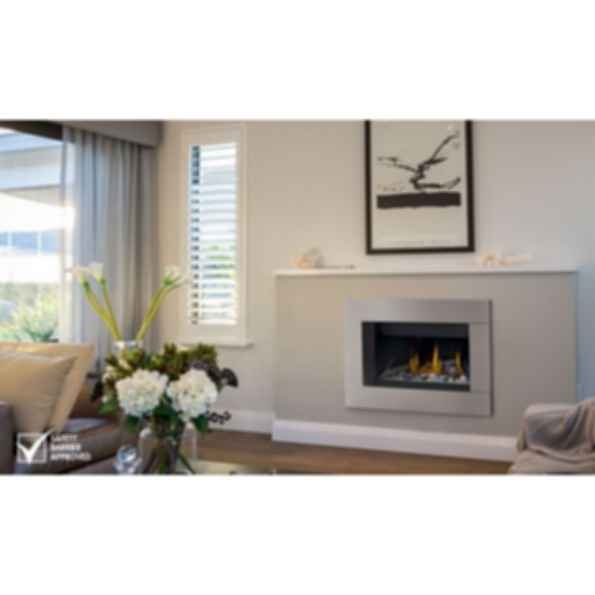 Direct Vent Fireplaces Ascent Linear 36