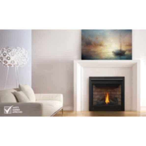 Direct Vent Fireplaces - Ascent™ 35