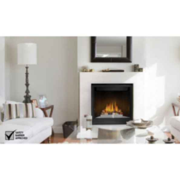 Direct Vent Fireplaces - High Definition 35 - HD35