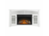 Electric Fireplace Mantel Package - The Adele
