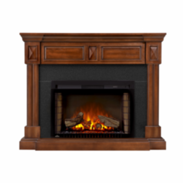 Electric Fireplace Mantel Package - The Braxton